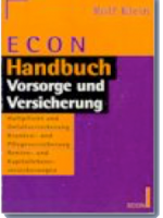 Handbuch Vorsorge und Versicherung