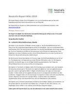 Neutralis Report 2019-03